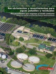 Folleto Aguas Potables y Residuales - Carboline Mexico