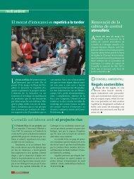 medi ambient - Ajuntament de Cornellà