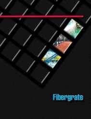 Fibergrate Composite Structures - Powerstrut