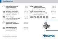 DuoComfort - Truma Gerätetechnik GmbH & Co. KG