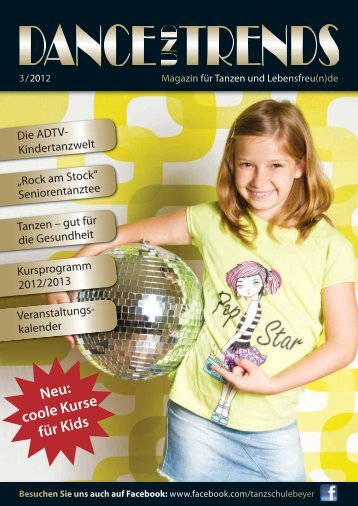 Magazin - Tanzschule Beyer