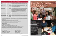 Scholarships, Awards & Bursaries Booklet - Grande Prairie Regional ...