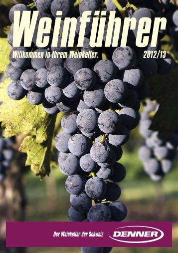 Download als PDF - Denner Wineshop