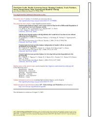 Effects of growth hormone on steroid-induced ... - E-Lib FK UWKS