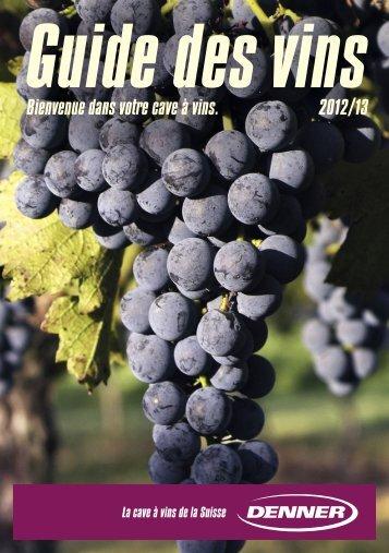 Fichier PDF à télécharger - Denner Wineshop.ch