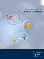 32stg Infusion Disposables - Fresenius Kabi