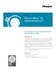 DiamondMax® 22