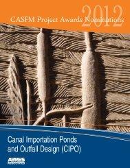Canal Importation Ponds and Outfall Design - Colorado Association ...
