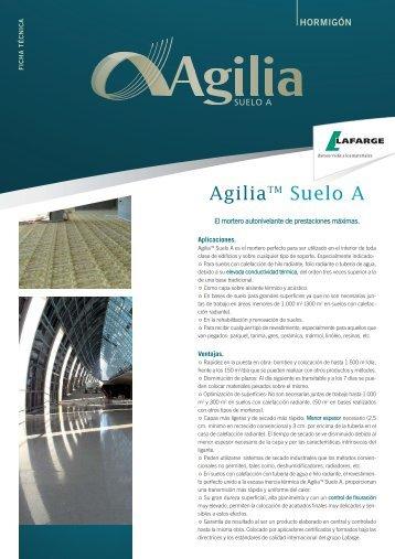 Ficha Técnica de Agilia Suelo A - Lafarge