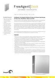 USB 2.0: 500 GB, 640 GB, 1 TB, 1,5 TB - Digitec