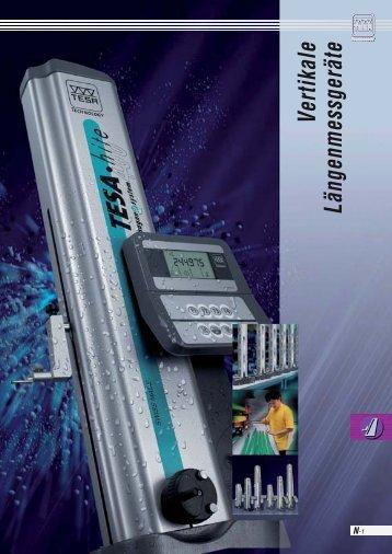 Vertikale Längenmessgeräte - Messmittelservice.de