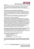 Kalibrierung und gesetzliche Grundlagen 03.03.2011 1I2 - Hilti ... - Page 2