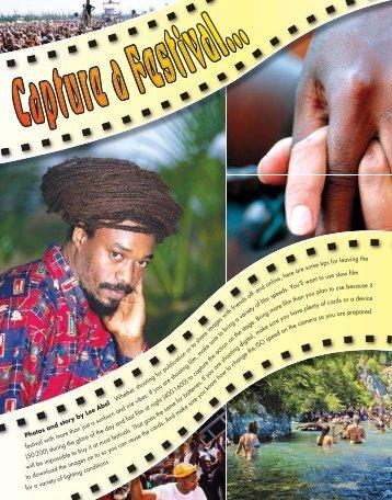 Capture a Festival - Reggae Festival Guide Online