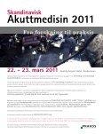 Skandinavisk akutmedisinsk/akutmedicinsk/akuttmedisinsk magasin - Page 4