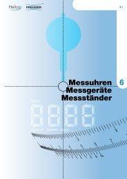 Messuhren Messgeräte Messständer 6 - S-TOOLS sro