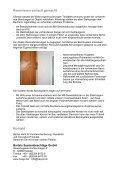 Flyer Renovierungsband DE.sxw - Bartels Systembeschläge GmbH - Seite 2