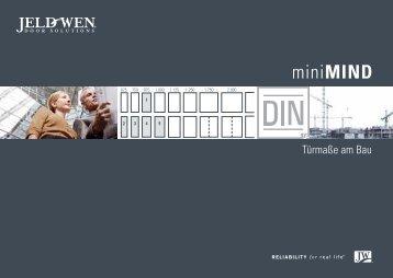 miniMIND - JELD-WEN Türen