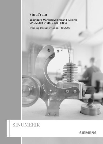 Sinumerik 810d manuals user guides cnc manual.