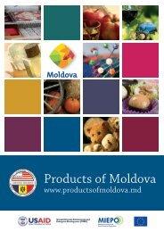 January 2010 - Products of Moldova