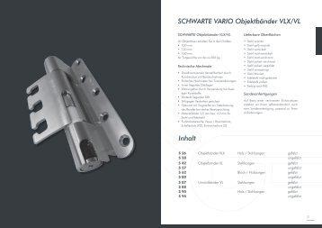 VARIO Objektband VLX 0102/120