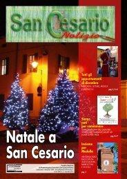 Dicembre 2012 - Comune di San Cesario sul Panaro