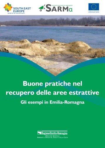 Buone pratiche nel recupero delle aree estrattive - SarmaProject.eu