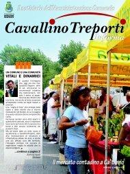 Luglio 2008 - Comune di Cavallino Treporti