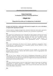 Prescrizioni per la realizzazione di elettrodotti - Parco Migliarino San ...