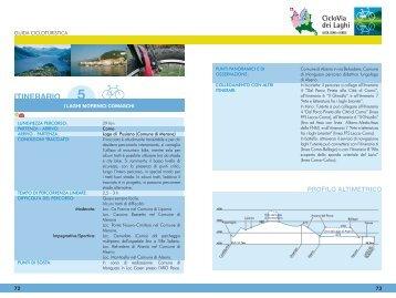 Ciclovia dei Laghi – V (333 KB) PDF - Turismo in Lombardia