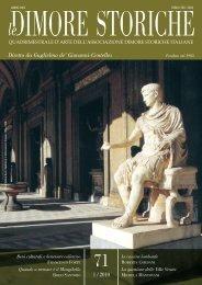 N. 71 - Anno 2010 - Associazione Dimore Storiche Italiane