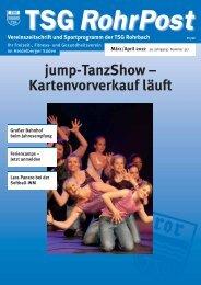 März/April 2012 - TSG Rohrbach