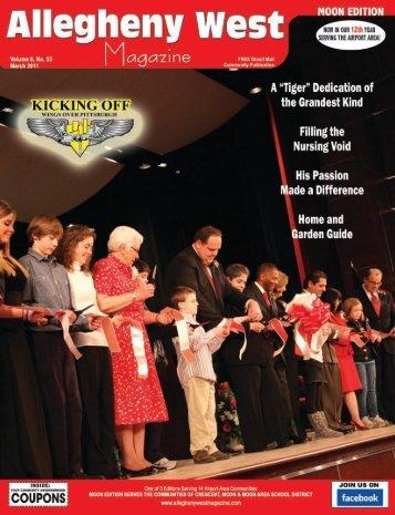Publishing team - Allegheny West Magazine