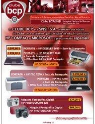 Microsoft PowerPoint - TemplateSNIS.ppt - Clube Millennium BCP
