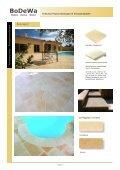Terrassenplatten & Poolumrandungen - Bodewa - Seite 5