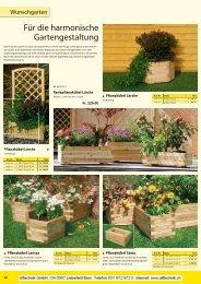 Für die harmonische Gartengestaltung - Alftechnik