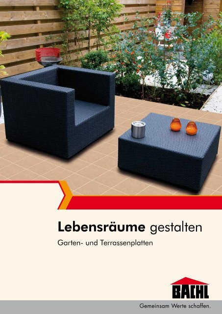 Garten- & Terrassenplatten