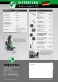 Diamantsäge EDS 181 für Nass- und Trockenschnitt - Eibenstock - Seite 4