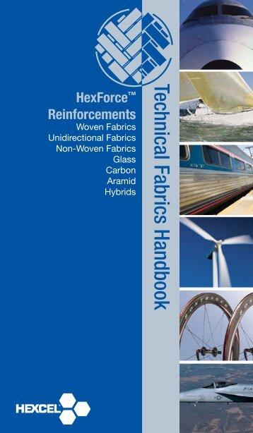 View the 2009 Technical Fabrics Handbook - Graco Supply