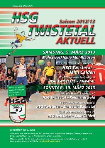 Download PDF - HSG Twistetal