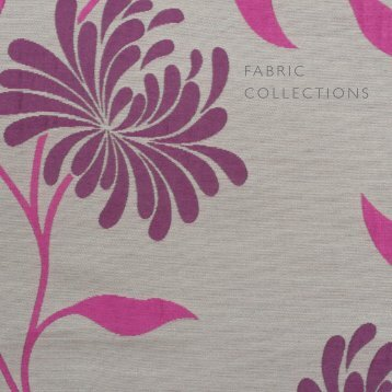 Fabric Collections - Jones Interiors
