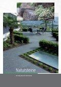 Naturstein-Katalog - Leinweber-Baucentrum - Seite 2