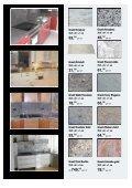 e stein p l - Steinplex, Marmor, Granit, Natursteine ... - Seite 2