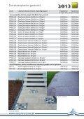 Pflaster- und Terrassenplatten 2013 - Seite 4