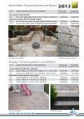 Pflaster- und Terrassenplatten 2013 - Seite 7