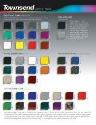 Colors & Fabrics - Townsend Design
