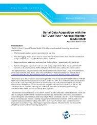 Application Note ITI-044 - TSI