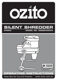 SILENT SHREDDER