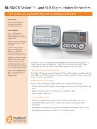 Vision 5L Holter Recorder - Cardiac Science