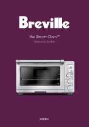 the Smart Oven™ - Breville