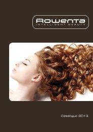 Rowenta Catalogue 2013